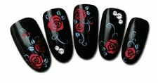 water decal stickers ongles HD nail art manucure vernis gel série Y