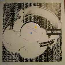 "Tuff Productions-Always Searching 12""-DiFFUSION, DIFF DJ 006, 1997, White Label"
