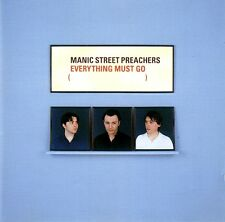 Manic Street Preachers-Everything Must Go CD-EPIC, 483930, 12 Track