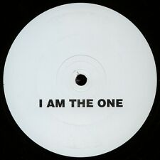 "Flight Deck-I Am The One 12""-White Label, IAM001, 2002, 1 SIDE"