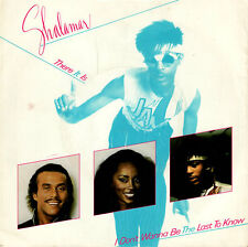 """Shalamar-There It Is 7"""" 45-Solar, K 13194, 1981, Picture Sleeve"""