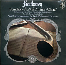 Beethoven* - AndrE Cluytens conducts Berlin Philharmonic Orchestra*-Symphony No.