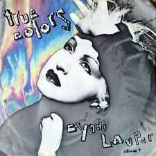 "Cyndi Lauper-True Colors 7"" 45-Portrait, 650026 7, 1986, Picture Sleeve"