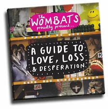 The Wombats - A Guide To Love, Loss & Desperation Canvas Album Cover Picture Art