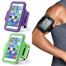 "Sports Running Jogging Gym Armband Case Cover Holder for iPhone 5 ,6 4.7"" & 5.5"""