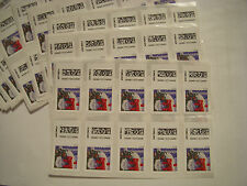 100 Forever Stamps 5 Sheets of 20 $49.00 Face Value