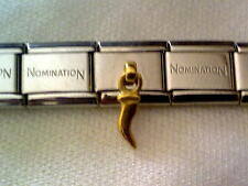 NOMINATION LINK COMPOSABLE CLASSIC PENDENTE ORO 750/°°°