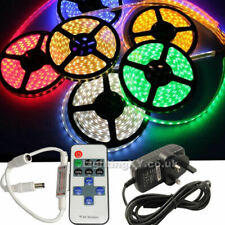 5m 16ft 3528 regulable 300smd Flexible Luz Led Tira Lámpara DC 12v- STOCK RU