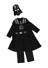 Boys Disney Star Wars Darth Vader Fancy Dress Costume Dress Up 8-11 Years NEW