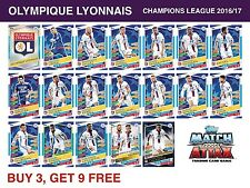 Match Attax Champions League 2016/17 - OLYMPIQUE LYONNAIS - 16/17