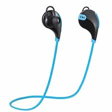 Bluetooth 4.1 Earbuds Sport Wireless In Ear Stereo Headphones with Mic - 6 Hours
