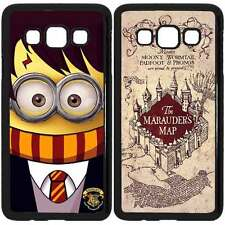 HARRY POTTER MINION SAMSUNG GALAXY GRAND NEO PLUS ALPHA A8 COVER CASE CARCASA