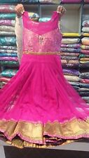 Readymade Anarkali Churidar Salwar Kameez Suit Full Sleeves Stitched from India
