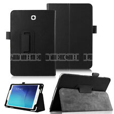Samsung Galaxy Leather Stand Tablet Case Cover For Tab A T550 T555 E T560 T561