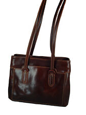 borsa donna in pelle made in italy bag leather cuoio vegetale tracolla