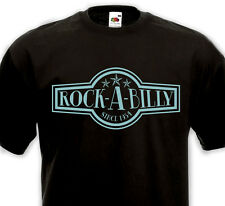 T-SHIRT ROCK-A-BILLY since 1954  Rockabilly SUN record Rock'n'Roll Retro Vintage