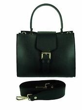 borsa donna in vera pelle made in italy nuova bag leather tracolla spalla