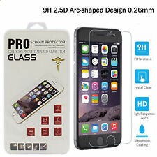 3PC Protector Pantalla Cristal Templado para Apple iPhone 6 6s 7 7 Plus SE 5