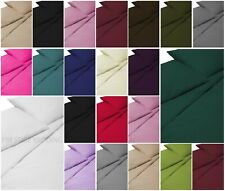 180 TC Luxury Percale Poly Cotton Housewife Oxford Pillow Cases