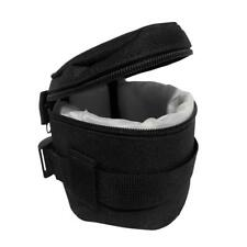 Waterproof DSLR Camera Lens Soft Padded Protector Pouch Case XS S M L XL XXL