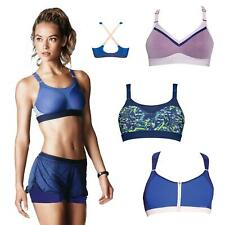 Triumph Sports Bras or Shorts   Blue Red Purple  32 - 40 B to F
