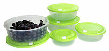 Oliveware Microwave Safe Bowls Cum Food Storage Containers Set Of 5