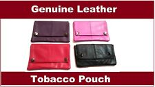 Genuine Leather Tobacco pouch / Tobbaco Pouch / Tobaco Pouch / Tobbacco Pouch-M1