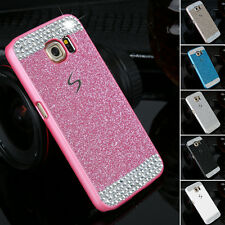 Phone Cover Glitter Protective Diamante Bling Samsung S Case Quality Hard
