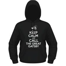 KEEP CALM AND CALL THE GREAT GATSBY - THE GREAT GATSBY INSPIRED HOODIE