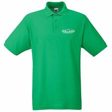 100% Irlanda Six Nations 2017 Hombre Polo Rugby
