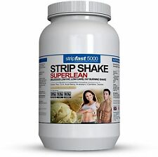 Strip Fast Optimum Diet Whey Protein Shakes Meal Replacement 900g//Fat Pill