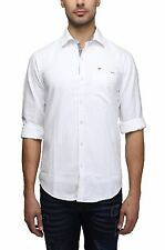 Anry Men's Casual Cotton Shirt