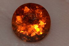 Gorgeous 1.47ct Natural VS Mandarin Orange Spessartine Garnet Gemstone