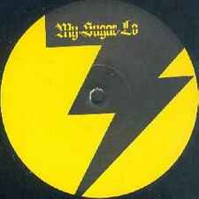 "My Sugar Lo-My Sugar Lo 12""-Not On Label, MySugarLo 001, 2005, Plain Sleeve 1 SI"