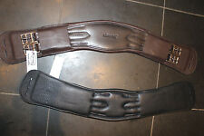 BLACK ENGLISH  CURVED CONTOUR DRESSAGE/MONO GIRTH for HERITAGE STUBBEN PRESTIGE
