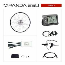 """36V 250W electric bicycle eBike conversion kit, LCD screen 20/24/26/27/28"""" inch"""