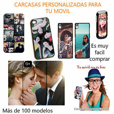 Carcasa de movil para iphone personalizada funda mandanos tu foto collage regalo