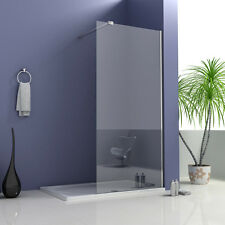 New shower enclosure wet room screen panel cubicle 8mm NANO glass 1850 1950 2000