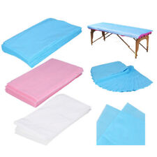 10PCS Waterproof  Disposable Cover Sheets Non Woven Massage Spa Table Bed Beauty