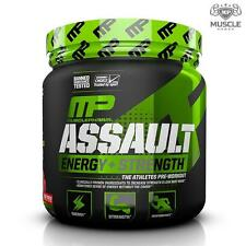 MusclePharm Assault Sport 345g ENERGY + STRENTH PRE-WORKOUT STACK CREATINE AAKG
