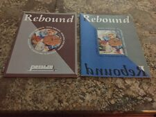 "NEW Set of 2 Early '90s Premier Drums ""Rebound"" Catalogs"