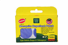 RunBugz Mosquito Repellent Patch ( Pack of 20 )