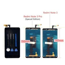 PER XIAOMI REDMI NOTE 2/3/3 PRO ORIGINALE LCD+TOUCH SCREEN ASSEMBLAGGIO LCD