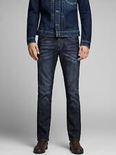 Herren Jeans Jeanshose Jack & Jones Clark Jeanshosen Denim Straight Regular Fit