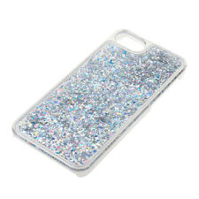 Liquid Water Shiny Floating Diamond Glitter Transparent Case for iPhone 7