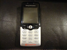 Sony Ericsson T610 - Silver (Unlocked) Mobile Phone