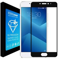 Vetro Temperato Per Meizu M5 Note Tempered Full Glass Screen Protector Film 9h