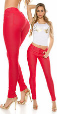 Women Skinny Jeans Ladies Trouser Clubbing Jeggings Stretch Pant Size 8 10 12 14