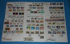ROYAL MAIL FIRST DAY COVERS 1985-1989 VARIOUS POSTMARKS  - SELECT COVER