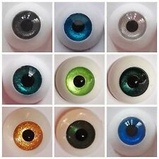 Various BJD Eyes 8 10 12 14 16 18mm 20 22 1/3 1/4 1/6 MSD SD13/10 Doll Dollfie